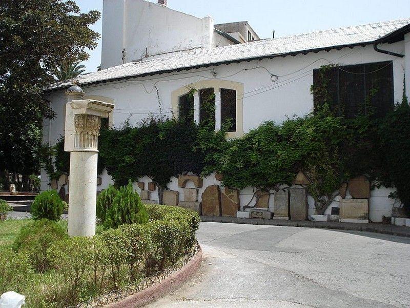 Музей первобытной истории Бардо