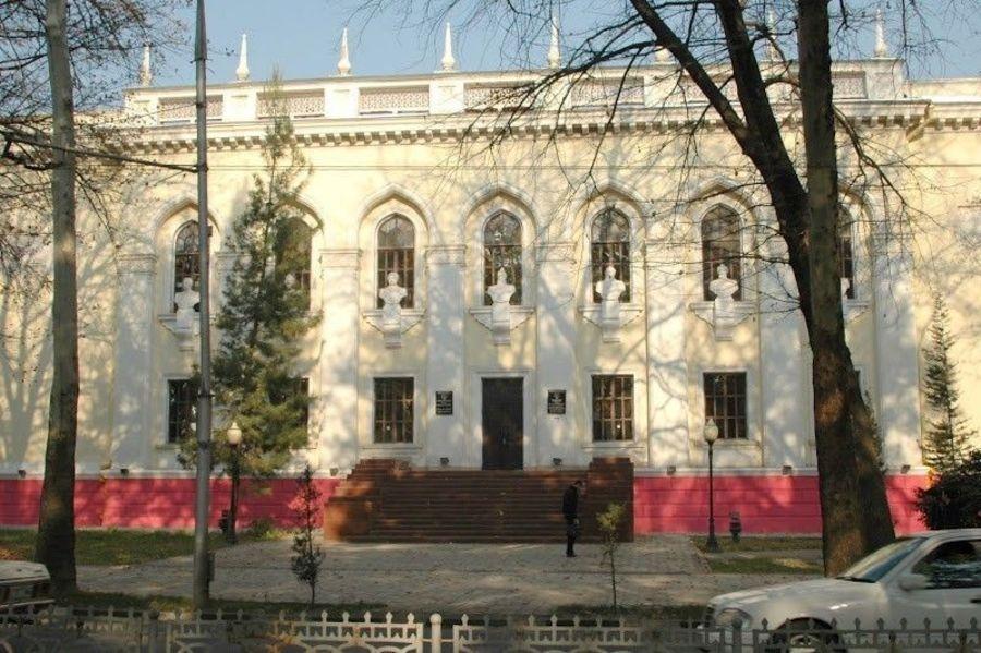 Республиканская библиотека имени Фирдавси