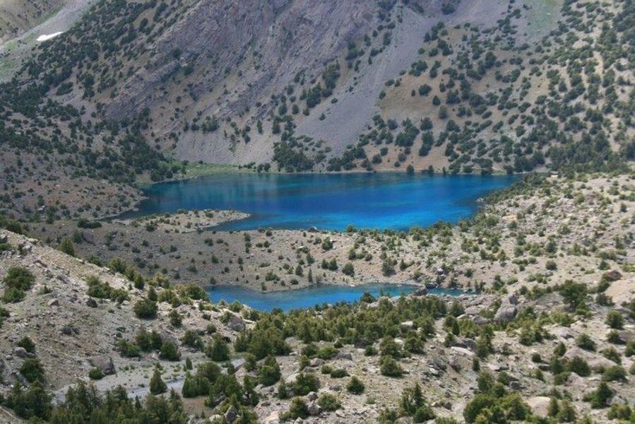 Аллаудинские озера
