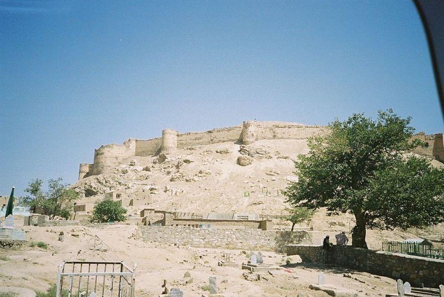 Цитадель Бала-Гиссар