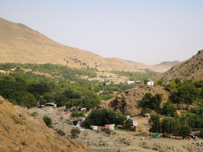 Долина Пагхман