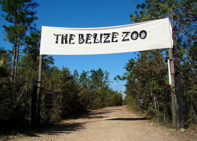 Зоопарк Белиза