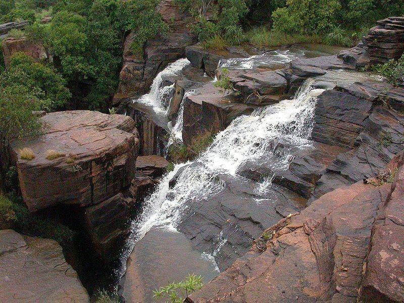 Водопады Карфигуэла