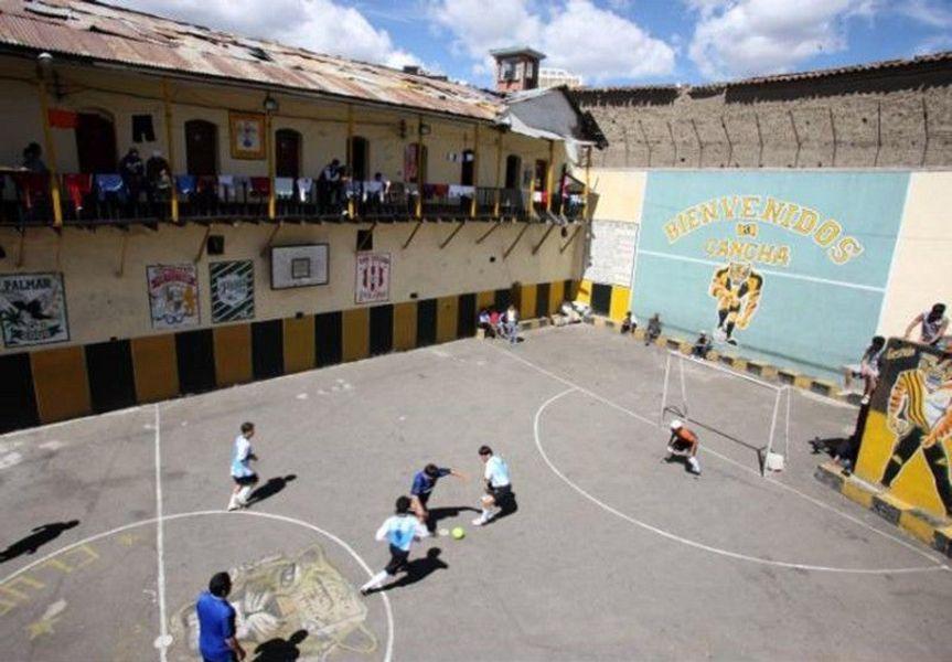 Тюрьма Сан–Педро