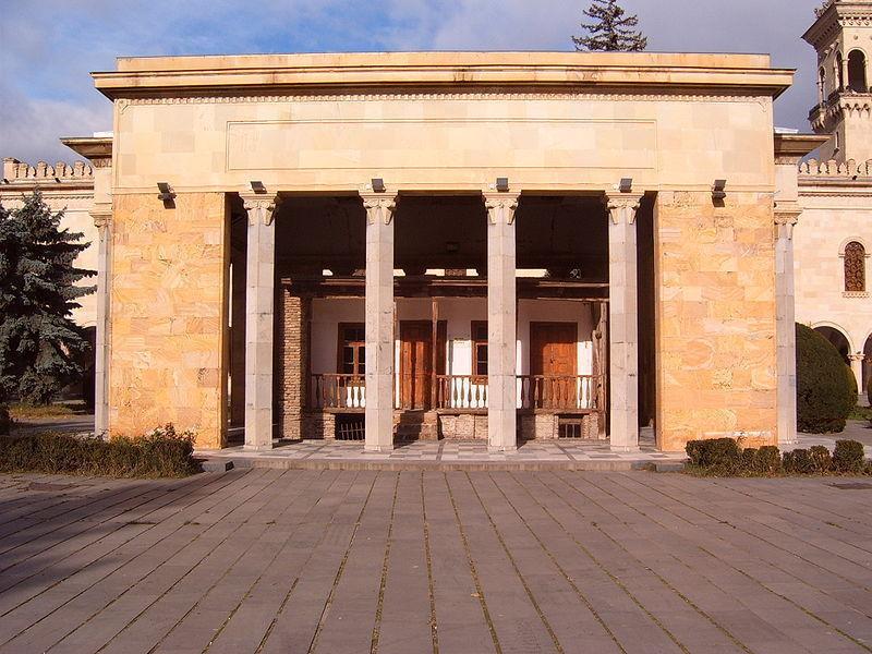 Дом-музей И.В. Сталина