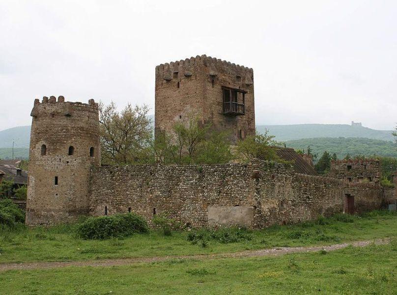 Замок в Квемо-Чала