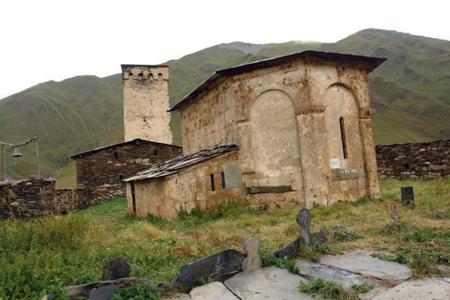 Церковь Ламария
