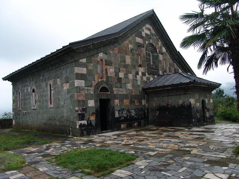 Монастырь Шемокмеди