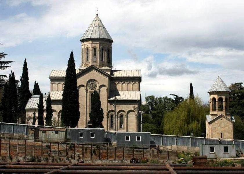 Храм Святого Георгия (Кашуэти)