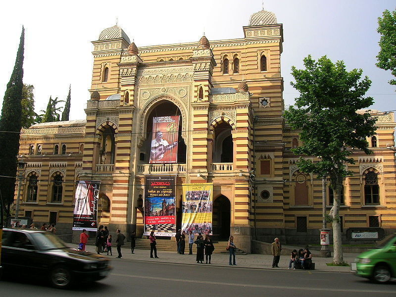 Театр оперы и балета им. Захария Палиашвили
