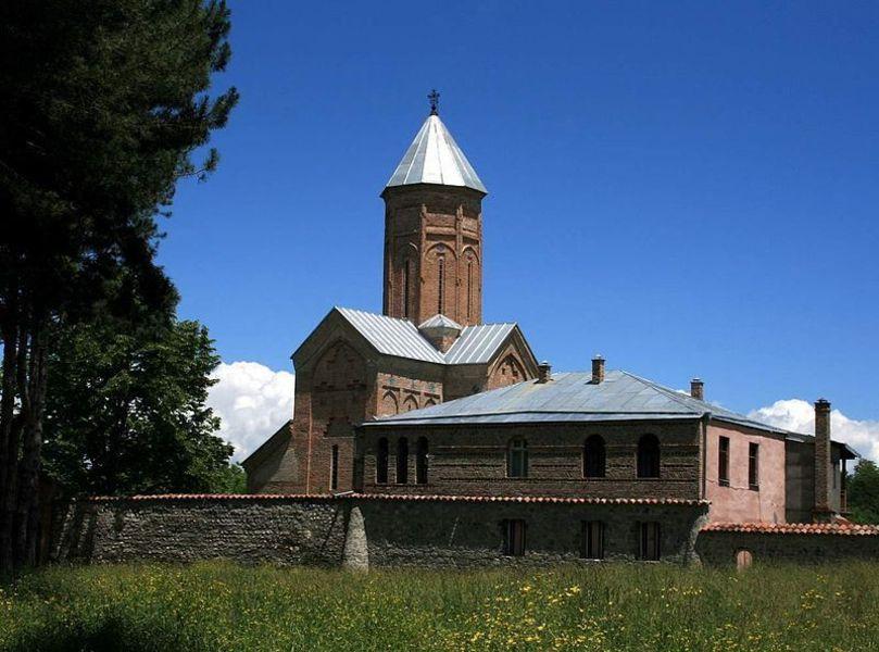 Монастырский комплекс Шуамта