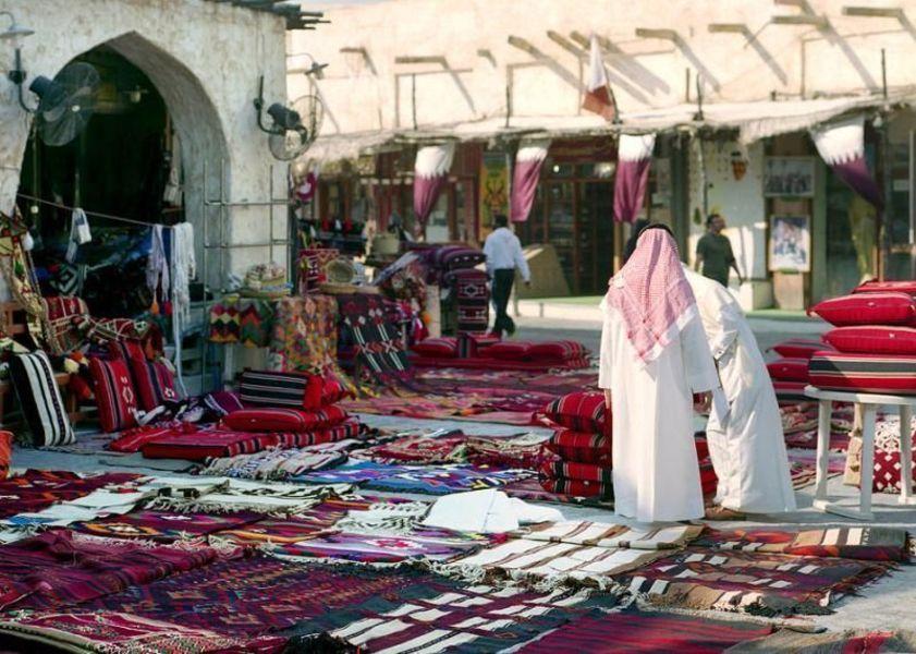 Старый рынок Соук