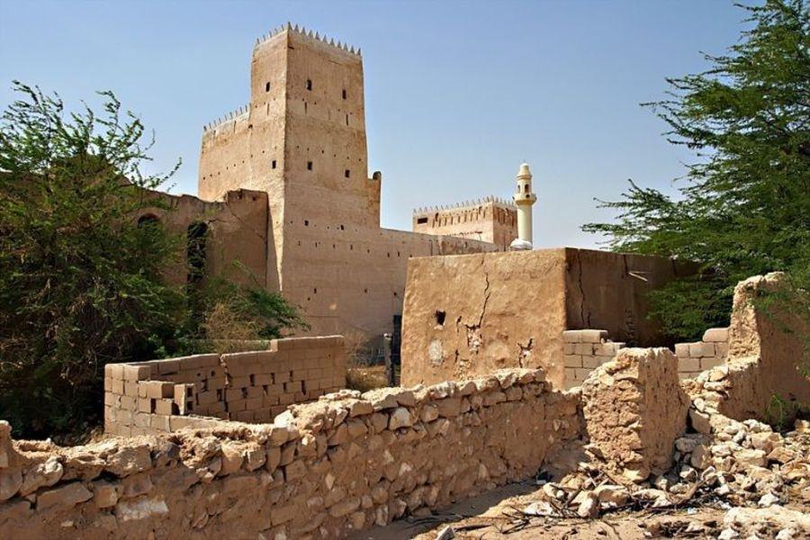 Форт Умм-Салал-Мохаммед
