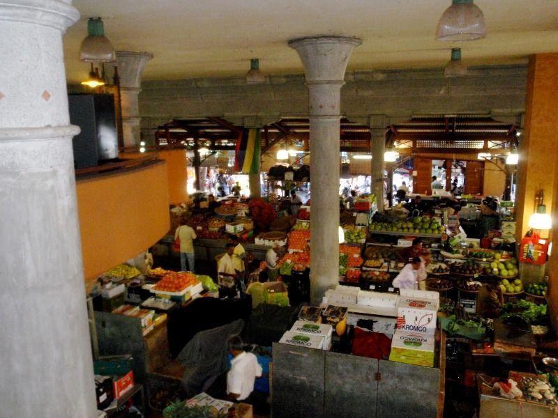 Центральный рынок, Порт Луи