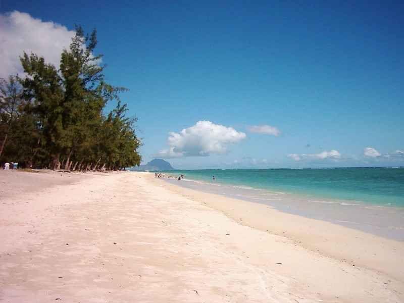Пляж Флик-ан-Флак