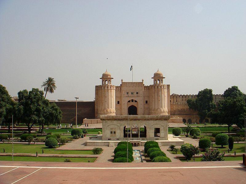 Лахорская крепость