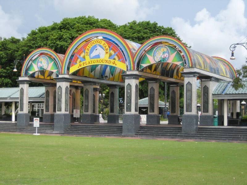 Джерудонг Парк
