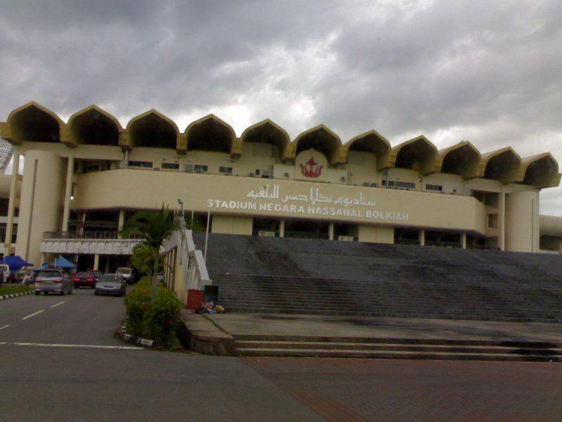 Национальный Стадион Хассана Болкиа