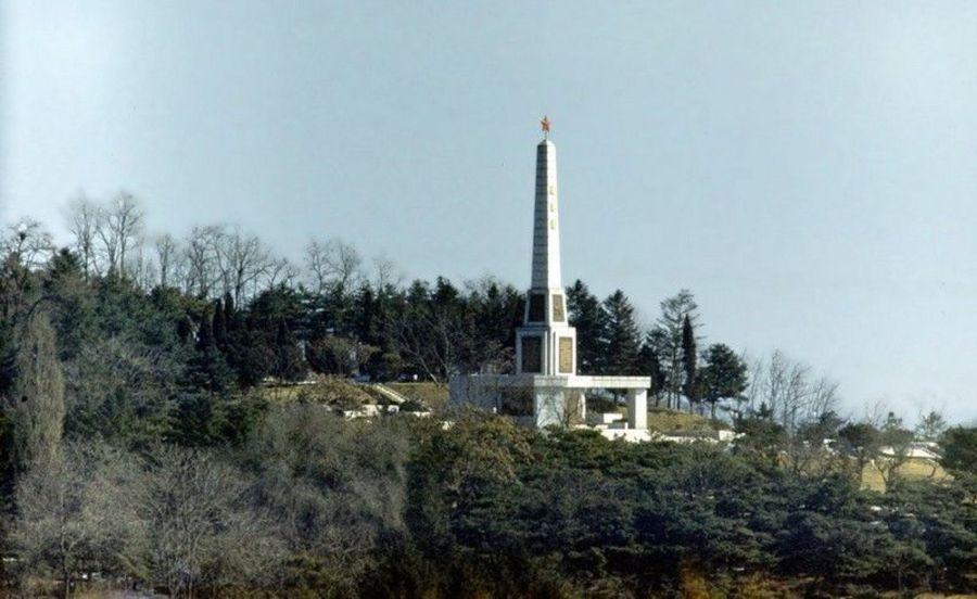 Монумент освобождения, Пхеньян