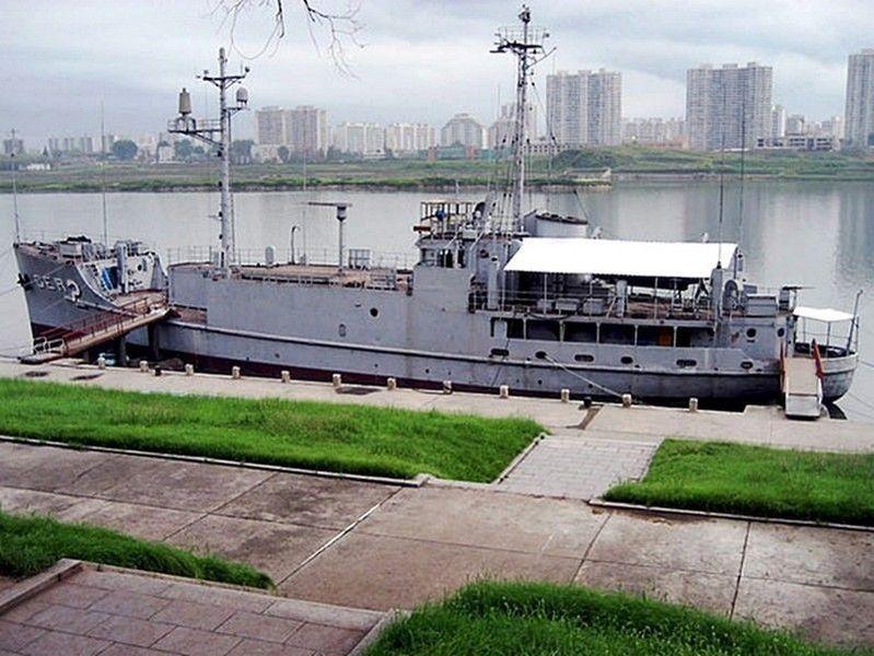 Американское шпионское судно «Пуэбло»
