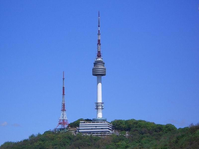 Сеульская телевизионная башня