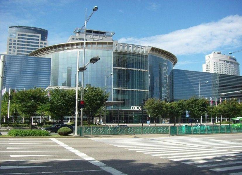 Торговый центр COEX