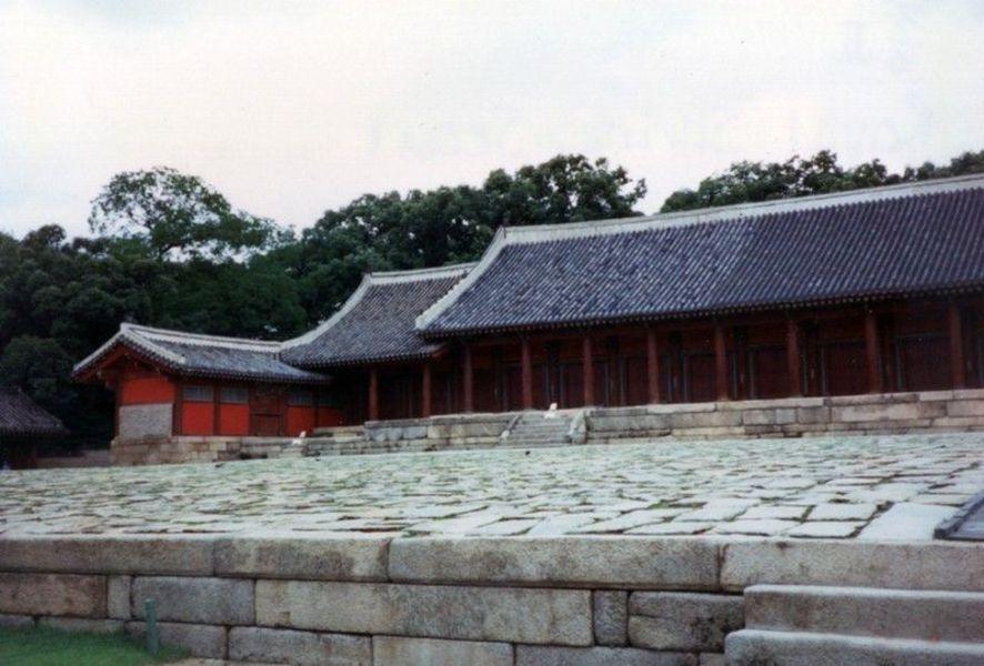 Святилище Чонмё