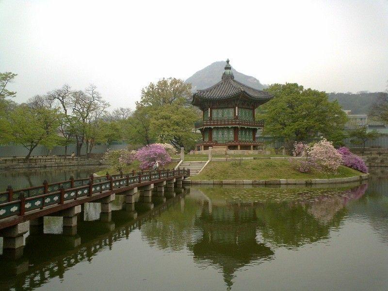 Национальный городской парк Инчхона