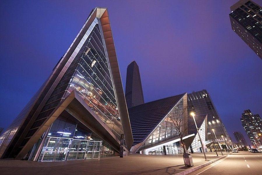 Выставочный центр «Сондо Конвенсиа»