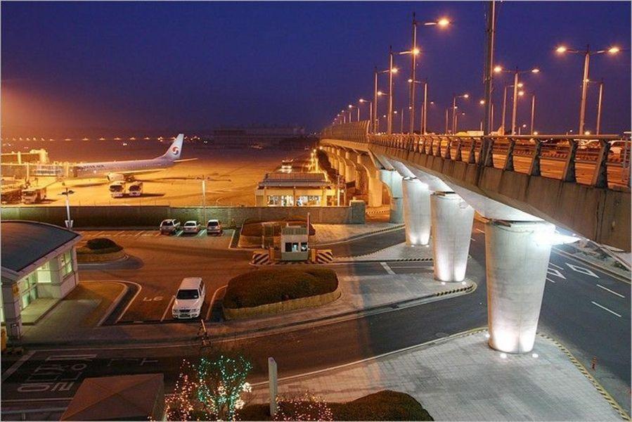 Международный инчхонский аэропорт