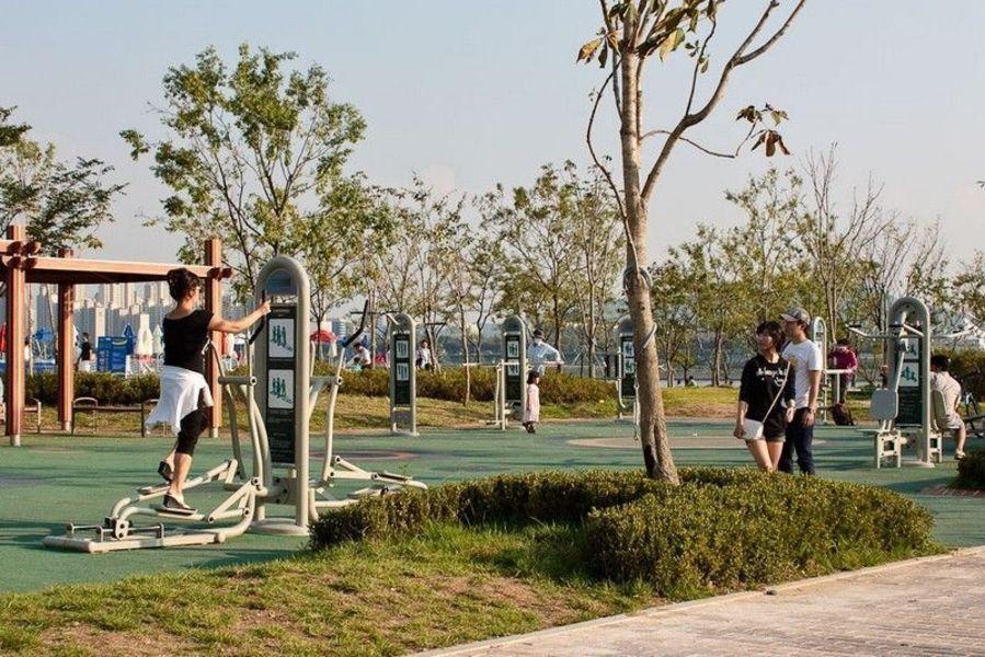 Большой детский парк