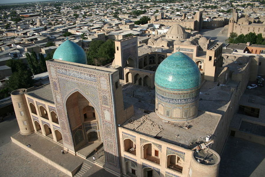 Медресе Мир-и-Араб