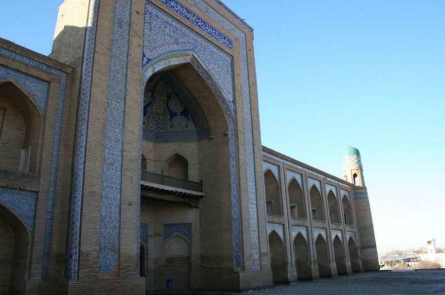 Медресе Мухаммад Аминхана