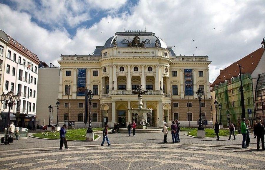 Словенский национальный театр