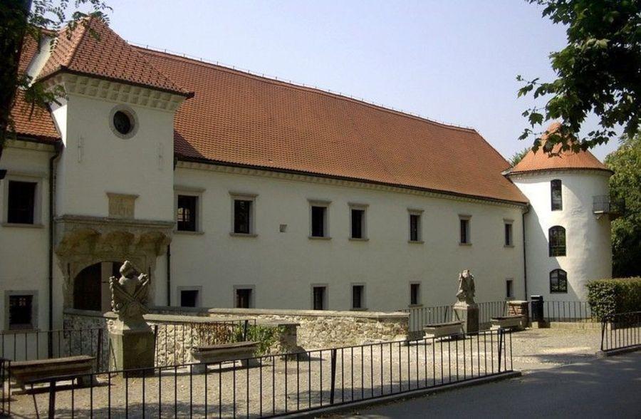 Замок Фужине