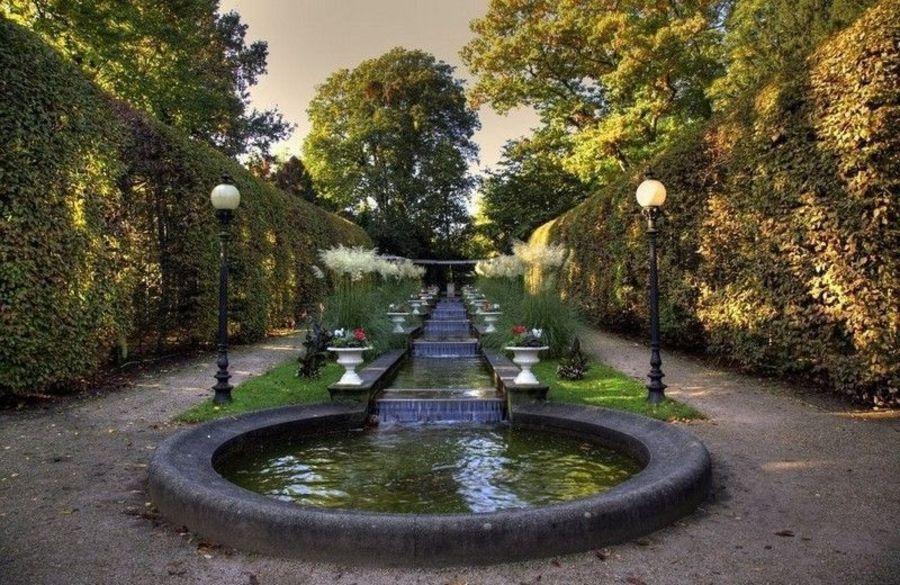 Люблянский ботанический сад