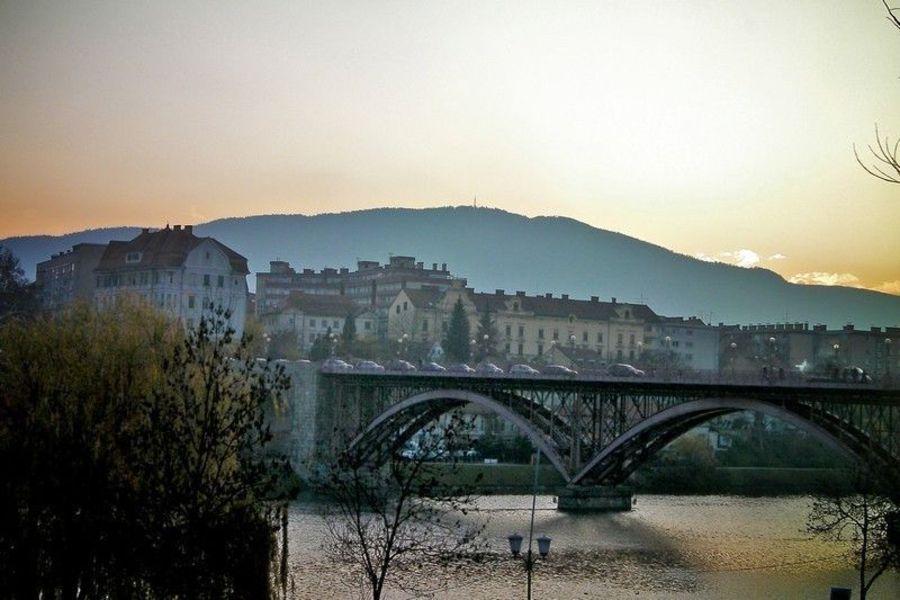Старый мост через Драву