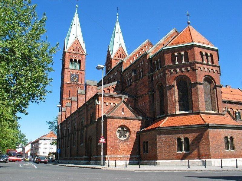 Францисканская церковь, Марибор