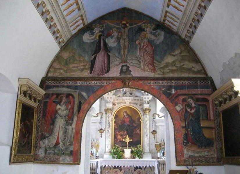 Церковь Девы Марии Снегов