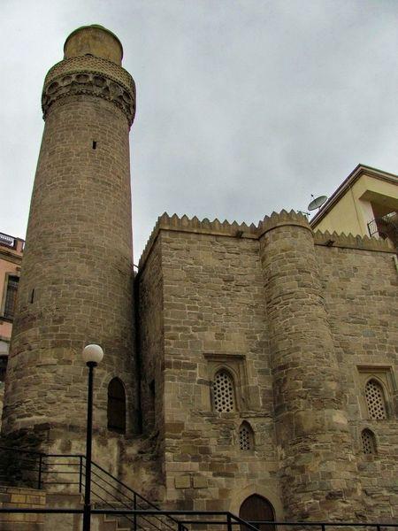 Мечеть Мухаммеда или Сынык-кала