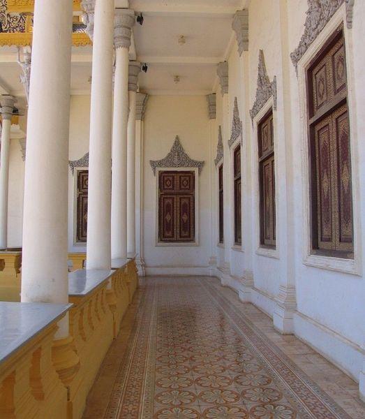 Королевский дворец, Пномпень