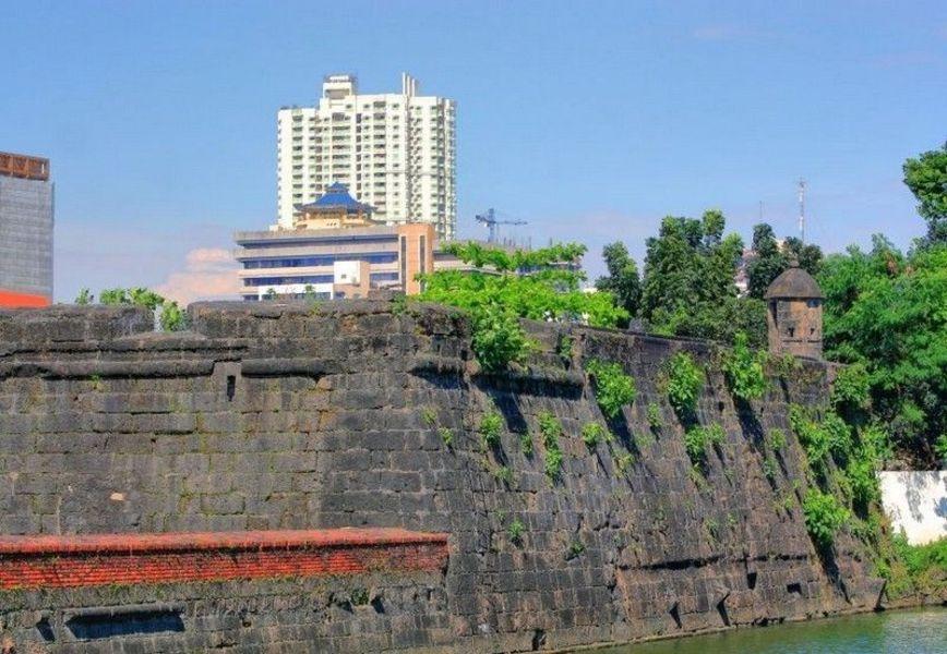 Форт Сантьяго