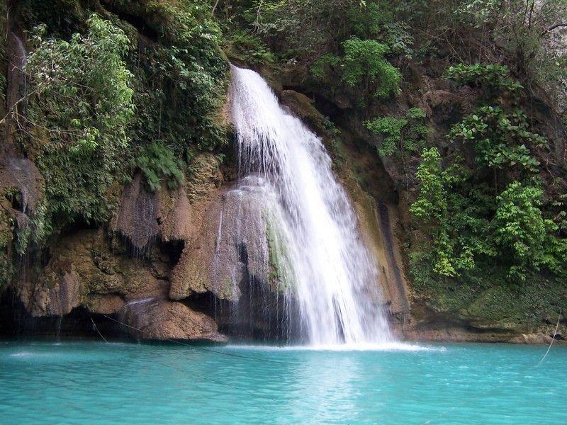 Водопады Кавасан