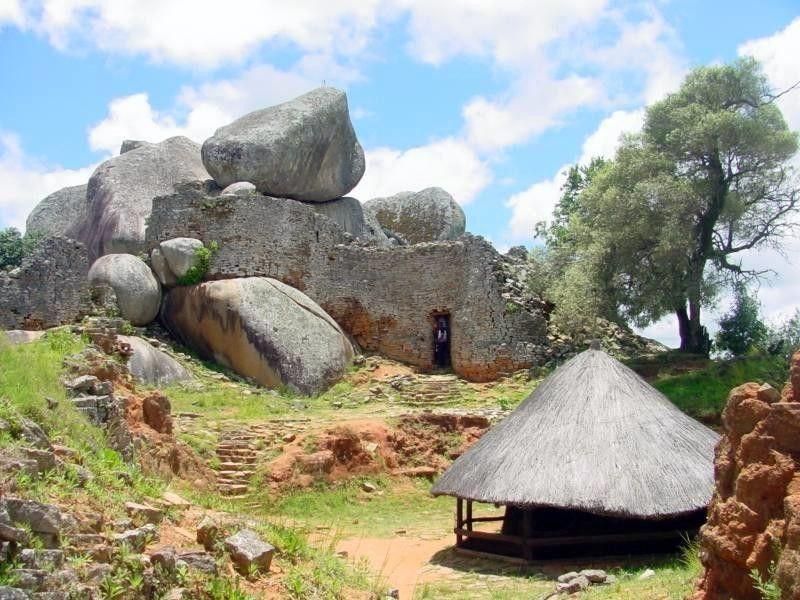 Национальный памятник Великое Зимбабве
