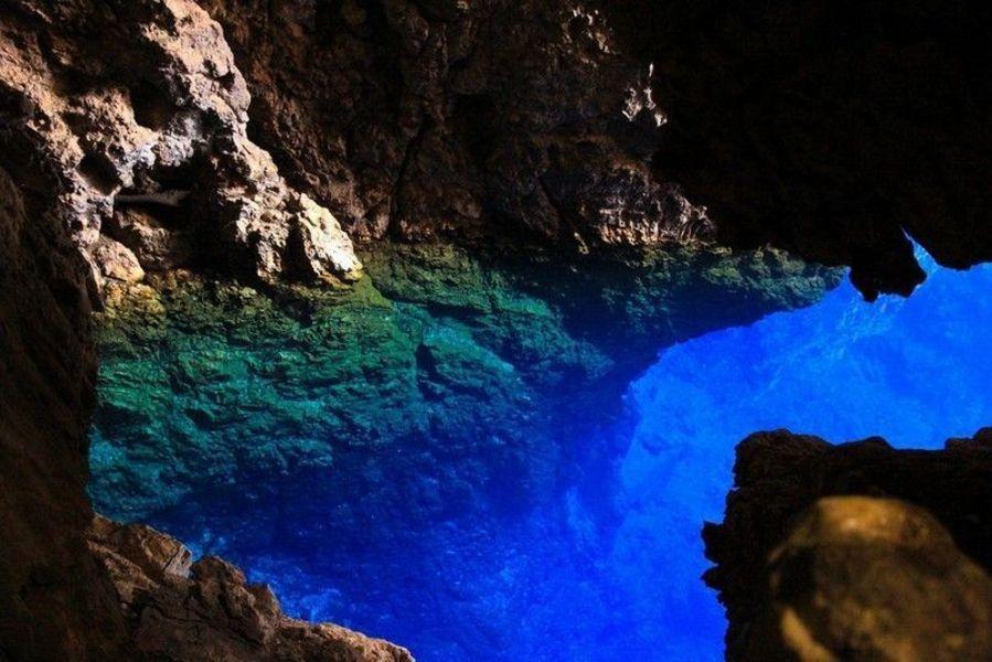 Парк отдыха «Пещеры Чинхойи»