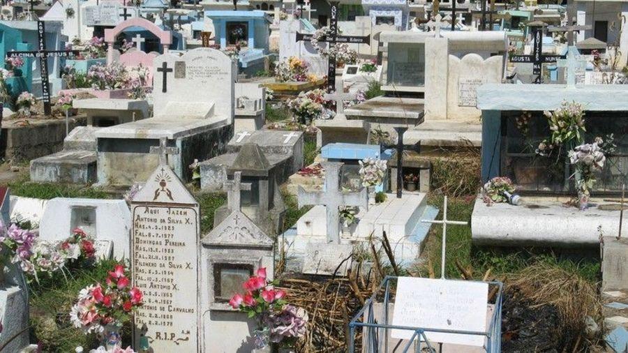 Кладбище Санта-Круш