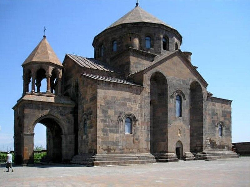 Храм Святой Рипсимэ