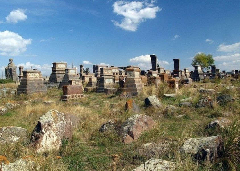 Кладбище Норадуз