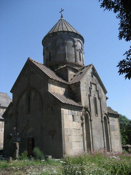 Церковь Святой Катогике