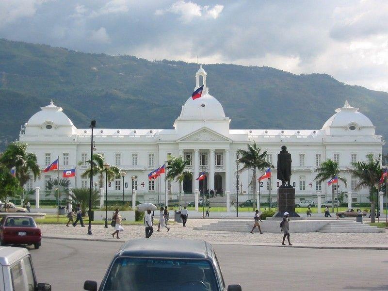 Президентский дворец, Порт-о-Пренс